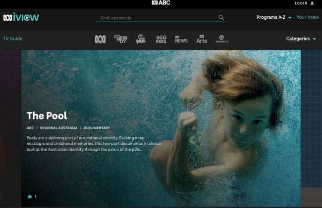 ABC iview- watchAustralian tv shows legally free