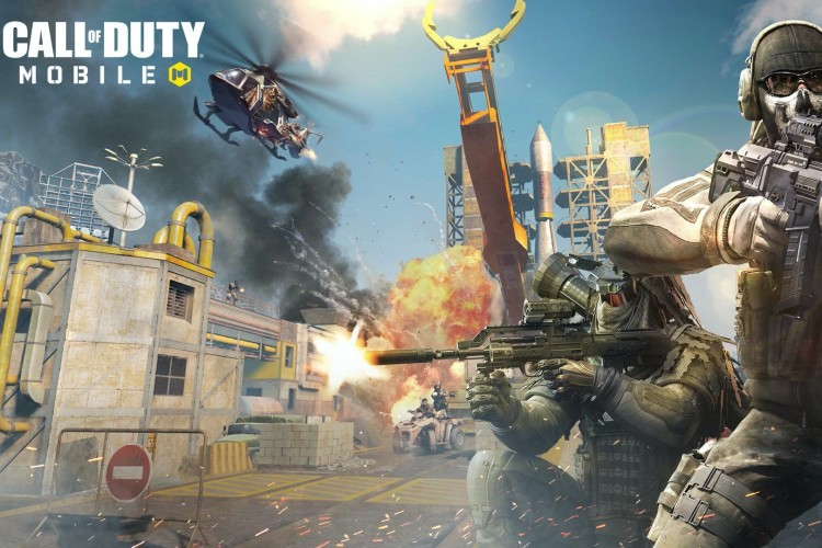 Call of duty mobile has over 100 million downloads in the first week