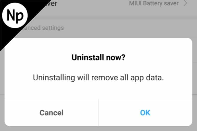 How to batch uninstall multiple apps on Android without any third party apps
