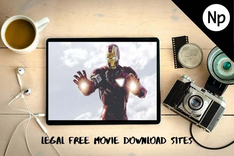Legal free movie download sites