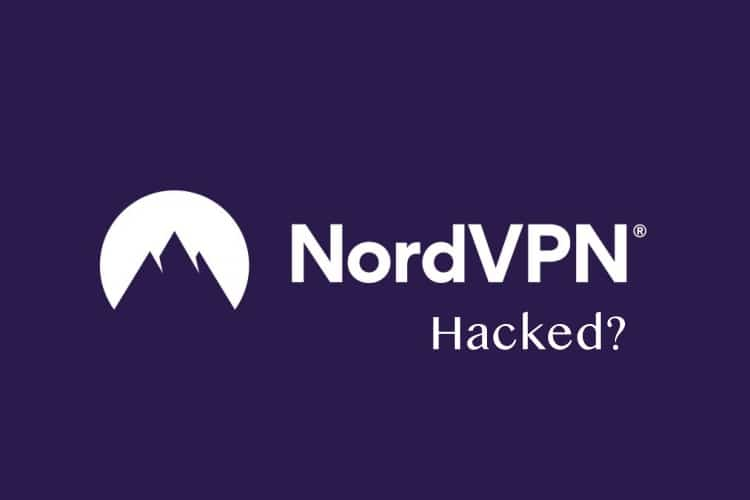 Nordvpn was hacked in march 2018