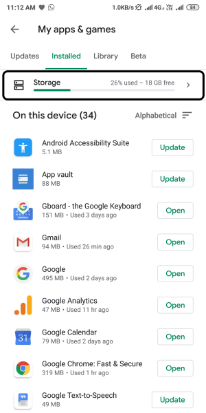 Uninstall multiple apps in a batch on Android-2