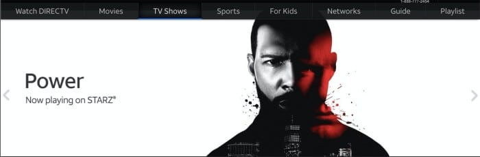 Direct TV a popular free TV series download site