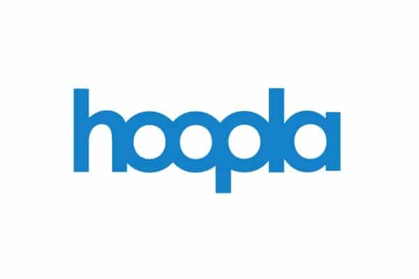 Hoopla- streaming sites for movies and shows