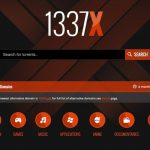 1337x Proxy, Mirror & Alternative