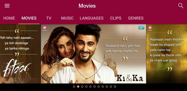 JioCinema - free online hindi movies sites