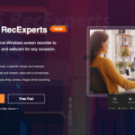 EaseUS RecExperts- Best screen recording software